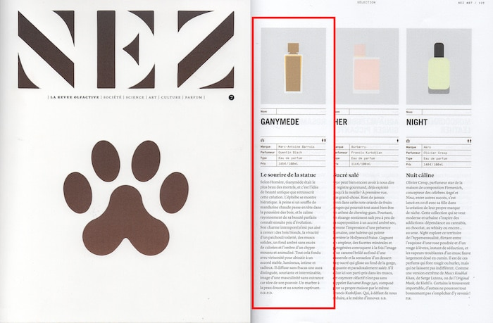 2019-05 Nez le magazine olfactif