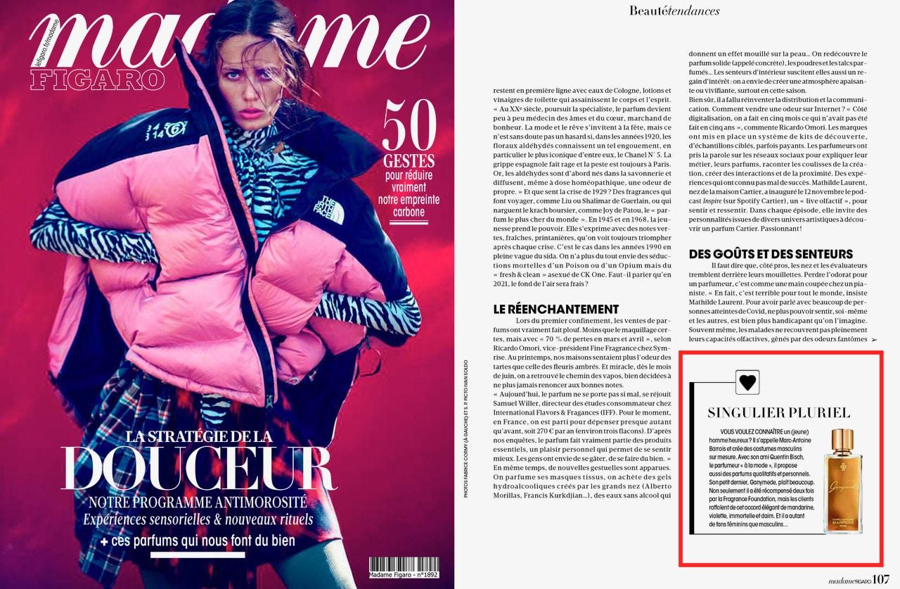 2020-11 Madame Figaro